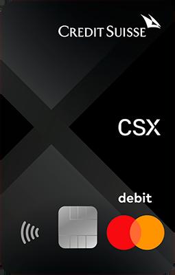 CSX premium card