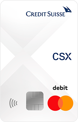 CSX white card